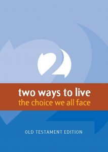 Two Ways to Live: The Choice We All Face cover