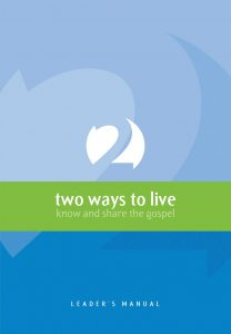 Two Ways to Live - Course Leader cover