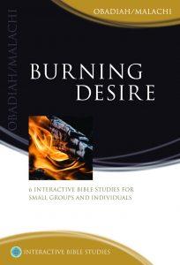 Burning Desire cover