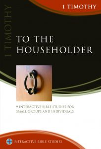 To the Householder cover
